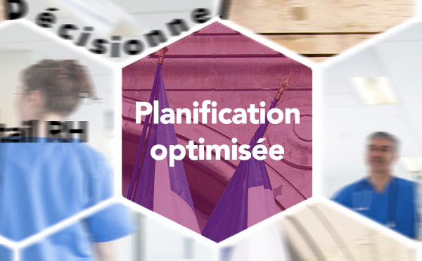 Planification optimsée sous contraintes